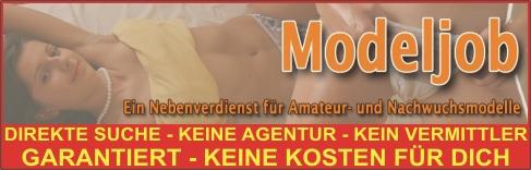 MODELJOB - Models gesucht ~ Fotomodell gesucht ~ Nebenjob Fotomodel